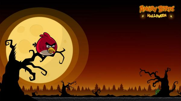 Angry Birds Wallpaper 06