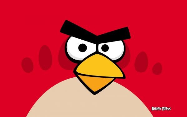 Angry Birds Wallpaper 07