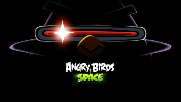 Angry Birds Space Wallpaper 05