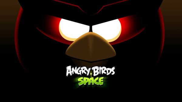 Angry Birds Space Wallpaper 07