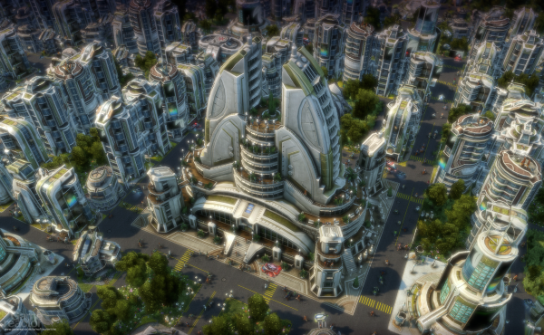 Anno 2070 Wallpaper 5