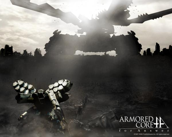 Armored Core V Wallpaper 03
