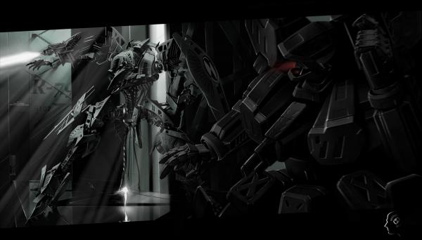 Armored Core V Wallpaper 04