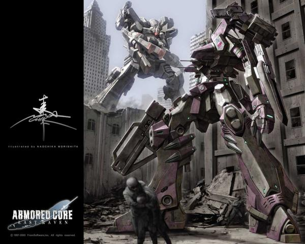 Armored Core V Wallpaper 06