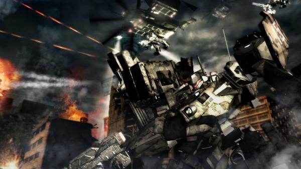 Armored Core V Wallpaper 08