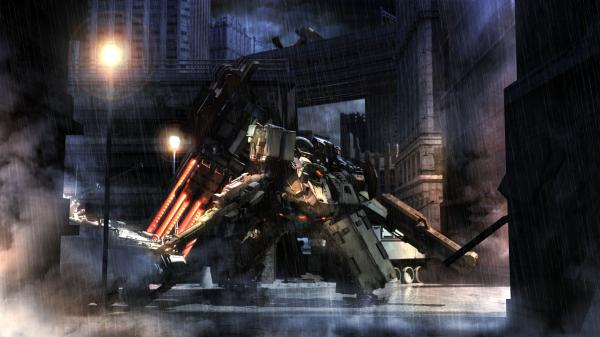 Armored Core V Wallpaper 09