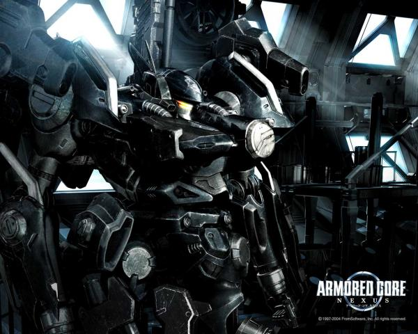 Armored Core V Wallpaper 10