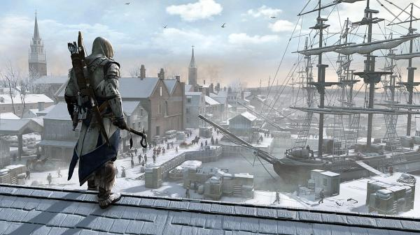 Assassins Creed Wallpaper 03
