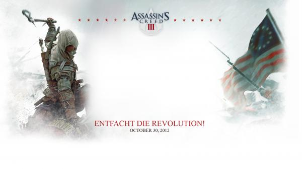 Assassins Creed 3 Wallpaper 01