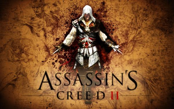 02 Assassin  S Creed Ii Red Ver  By Orangutandesign