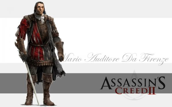 09 Assassin  S Creed 2   Mario By Blizzfan98