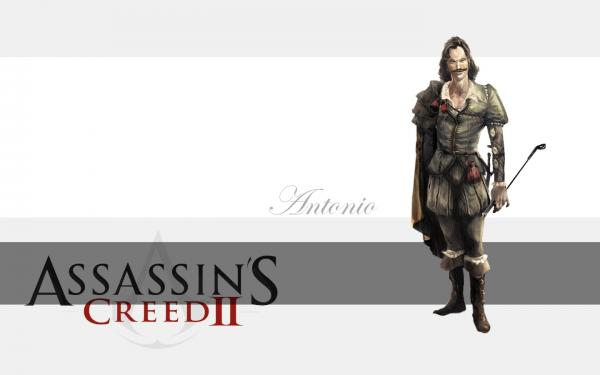 15 Assassin  S Creed 2   Antonio By Blizzfan98