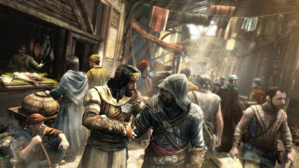 Assassins Creed Revelations Wallpaper 5