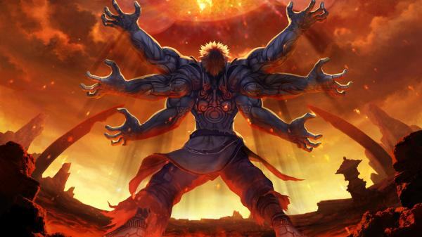 Asuras Wrath 2012 Wallpaper 01