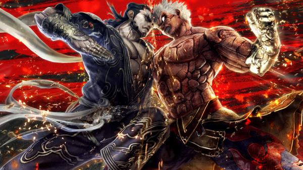 Asuras Wrath 2012 Wallpaper 02