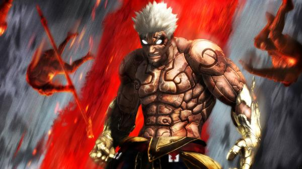 Asuras Wrath 2012 Wallpaper 03