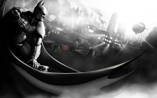 Batman Arkham City Wallpaper Wallpaper 01