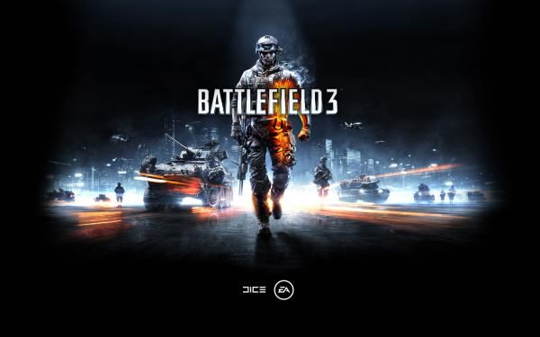 Battlefield 3 Hd Wallpaper 1
