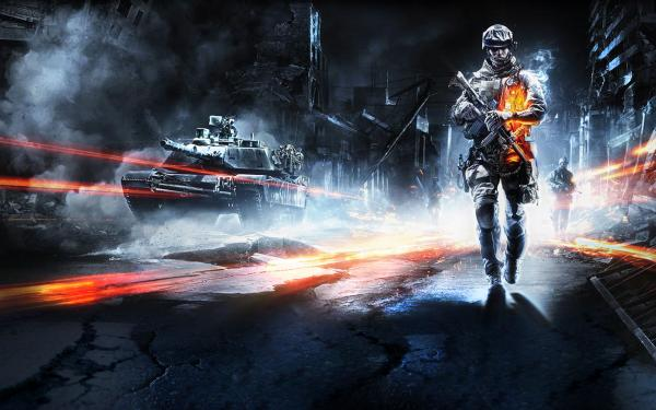 Battlefield 3 Hd Wallpaper 2