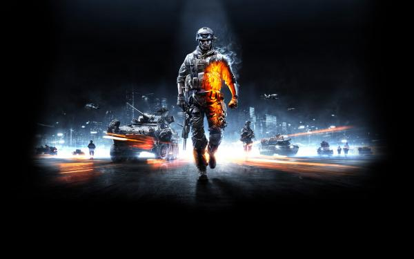 Battlefield 3 Hd Wallpaper Without Logo