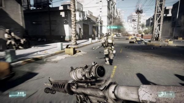 Battlefield 3 Wallpaper 3