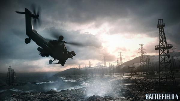 Battlefield 4 Wallpaper 06