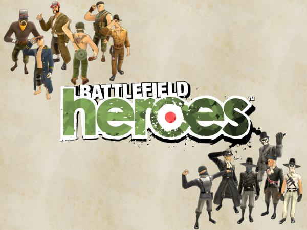 Battlefield Heroes Wallpaper1