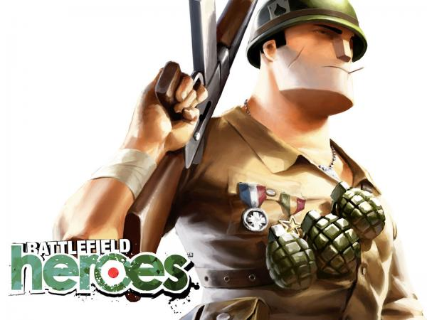 Battlefield Heroes Wallpaper3