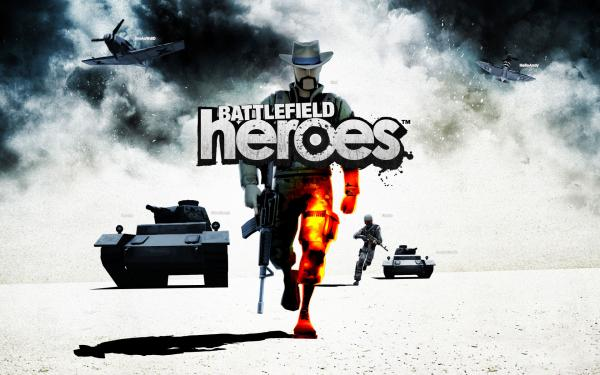 Battlefield Heroes Wallpaper6