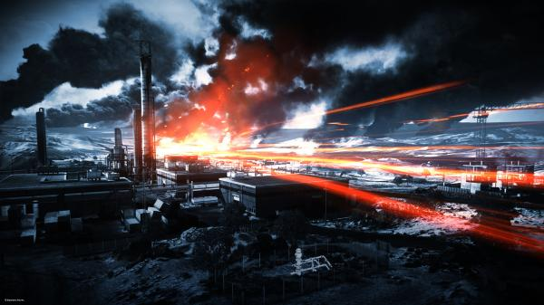 Battlefield3 Wallpaper 01