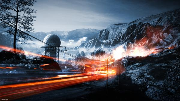 Battlefield3 Wallpaper 03