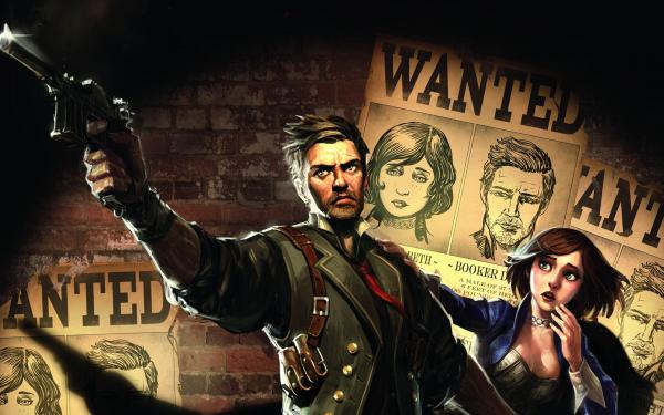 Bioshock Infinite Hd Wallpaper 03
