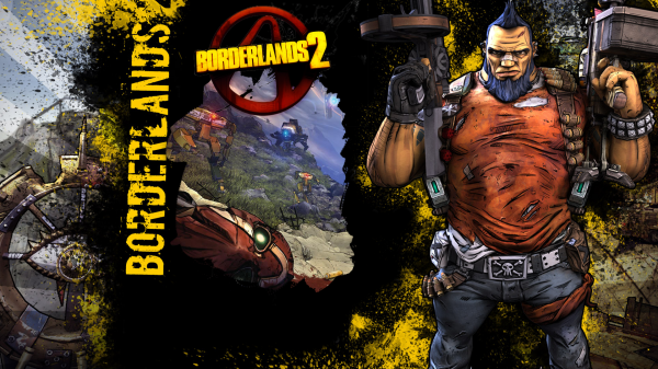Borderlands 2 Wallpapers 2