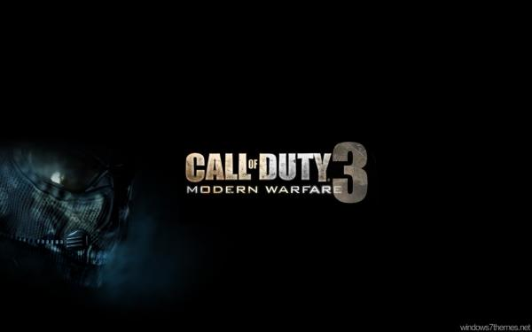 Call Of Duty Modern Warfare 3 Wallpaper 6