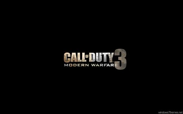 Call Of Duty Modern Warfare 3 Wallpaper 7