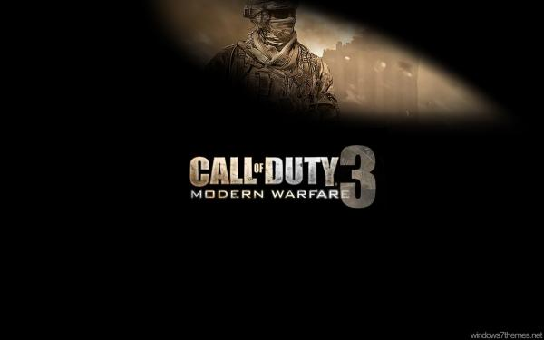 Call Of Duty Modern Warfare 3 Wallpaper 8