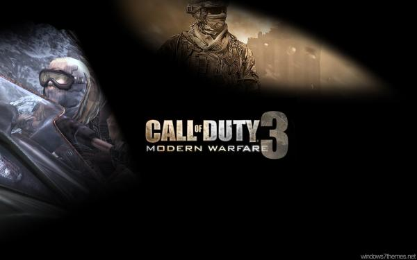 Call Of Duty Modern Warfare 3 Wallpaper 9