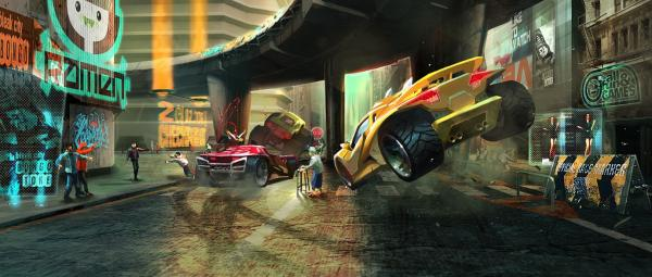 Carmageddon Reincarnation Wallpaper 02