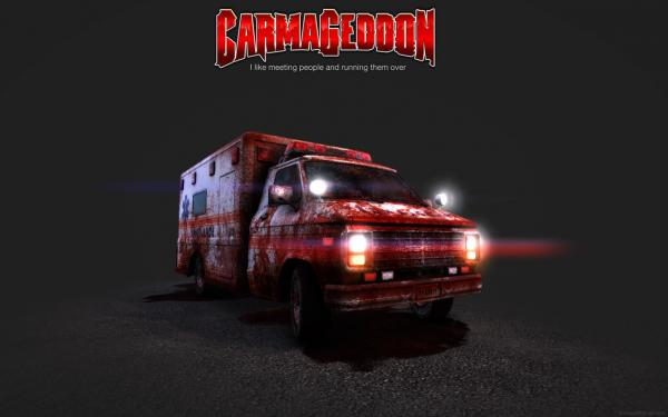 Carmageddon Reincarnation Wallpaper 05