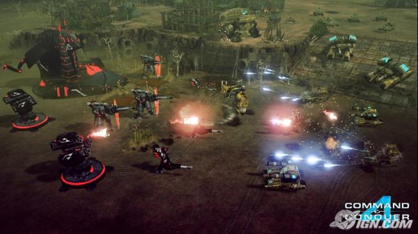 Command Conquer 4 Tiberian Twilight 20091012085652066