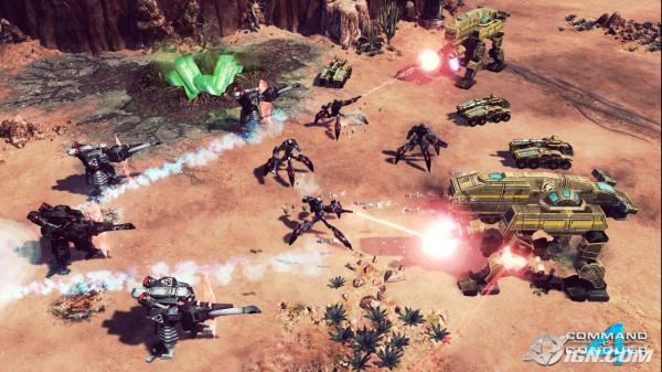 Command Conquer 4 Tiberian Twilight 20091120023733769