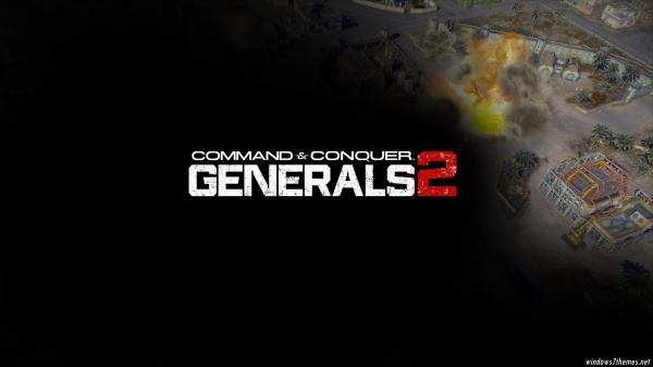 Command And Conquer Generals 2 Wallpaper 1