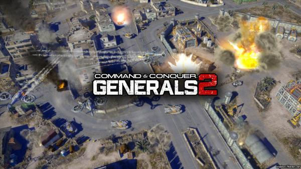 Command And Conquer Generals 2 Wallpaper 2