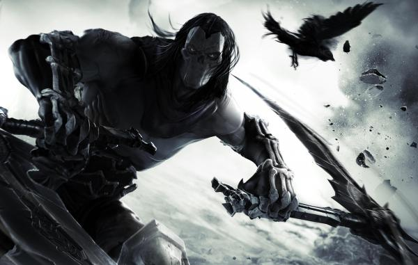 Darksiders Ii 360 Ps3 Pc Wallpaper 01