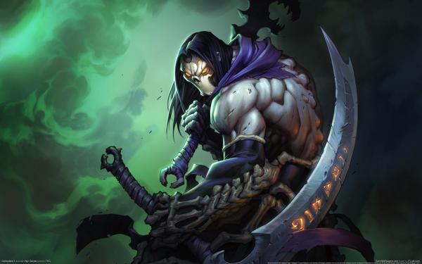 Darksiders Ii 360 Ps3 Pc Wallpaper 07