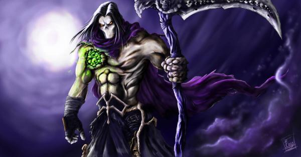 Darksiders Ii 360 Ps3 Pc Wallpaper 08