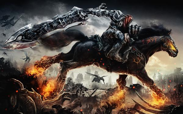 Darksiders 2 Wallpaper 03