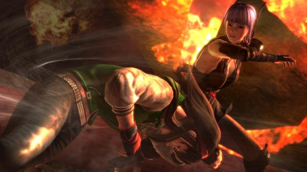 Dead Or Alive 5 Doa5 360 Ps3 Wallpaper 01