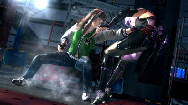Dead Or Alive 5 Doa5 360 Ps3 Wallpaper 02