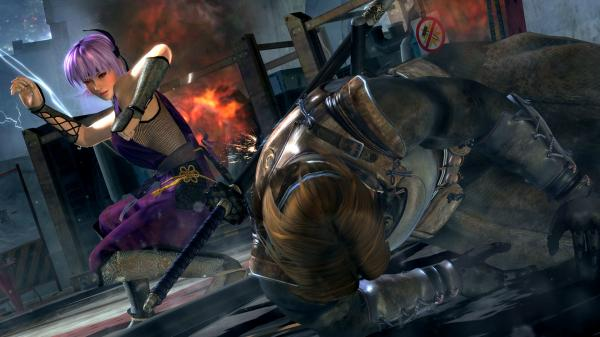 Dead Or Alive 5 Doa5 360 Ps3 Wallpaper 04